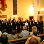 Koncert w Luboniu